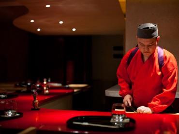 日籍厨师长