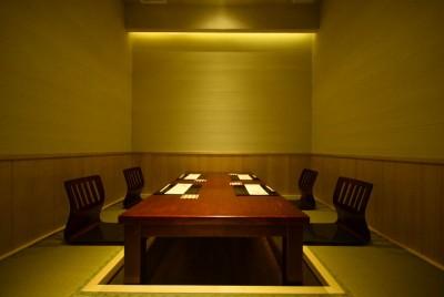 包间(日式围炉座位)