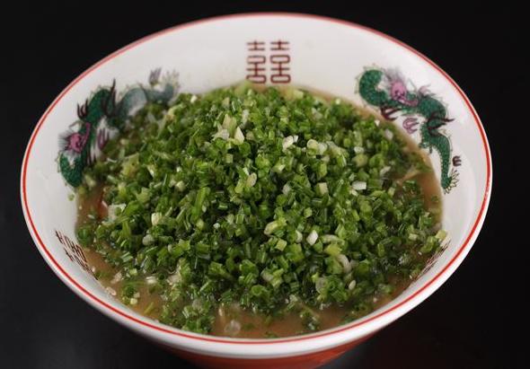 紀州豚骨醤油拉麺 ねぎラーメン