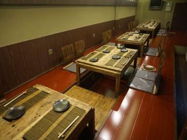 2楼日式围炉席(最多30人)