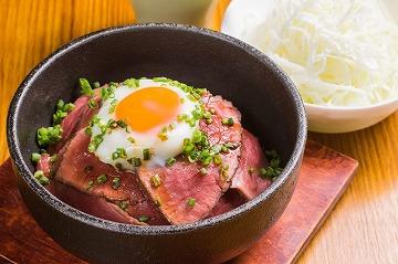 (日本語) 牛肉丼