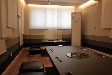 (日本語) 個室