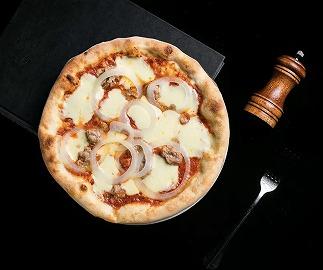 黑松露五花肉手工披萨