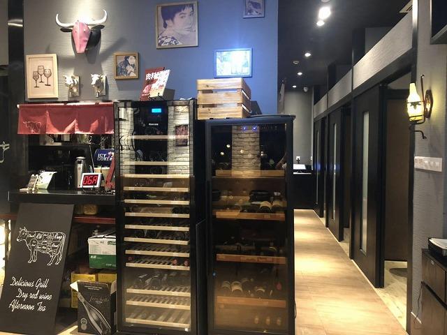 店内の様子