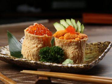 うにいくら寿司