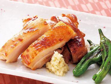 (日本語) 一品料理 鶏肉