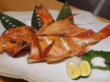 (日本語) 焼き魚