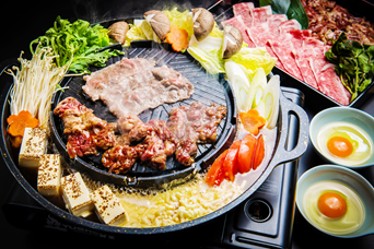 牛肉すき焼き